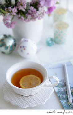 A little time for tea from A Creative Mint