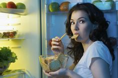 Eating late at night has been known to derail even the most motivated and disciplined people out there. Why? Our willpower is weak when we're hungry, making it tough to resist snacking. Here are so...