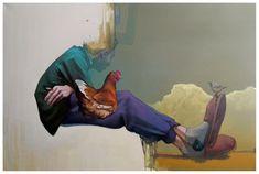Etam Cru es un artista de graffiti,street art de Polonia