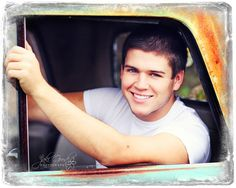 Image Search Results for senior boy pictures; in truck Boy Senior Portraits, Senior Boy Poses, Senior Guys, Senior Year, Guy Poses, Male Portraits, Male Poses, Senior Session, Senior 2017