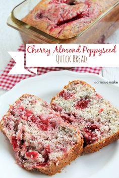 Cherry Almond Poppys