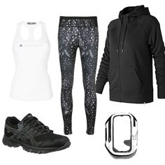 Cheer Workouts, Fashion Beauty, Women's Fashion, Workout Attire, Sport Style, Womens Workout Outfits, I Work Out, Athletic Outfits, Sport Fashion