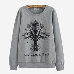 New Autumn Women Tees fashion tree print pullover Plus-size loose knitted sweater Casual Women sueter inverno Who like it ? www.lady-fashion.... #shop #beauty #Woman's fashion #Products