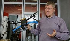 Volunteers Are Making 3D-Printed Aerial Drones For The Ukrainian Army