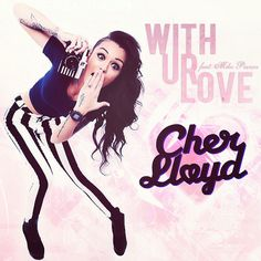 I love her so much. Her outfit right here ADORABLE! Cher Lloyd <3 (: