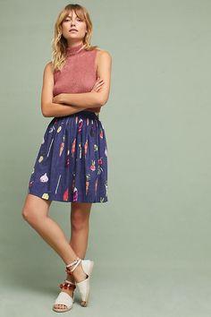993246108 Anthro Wish List · Pepaloves- Elisabeth printed skirt- medium: 15