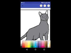 Cats Coloring Book Android App