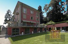 Lake Como Property of the Week - Villa Luce in Lenno #italianproperty #italianproperties