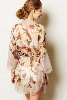 Esta Kimono Robe - anthropologie.com
