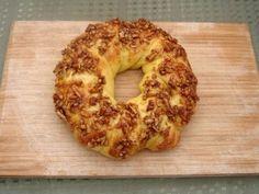 Ciambella Mandorlata Easter Bread
