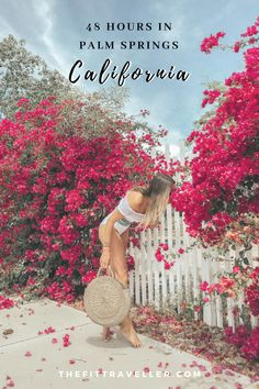 This Palm Springs guide has everything you need to plan the perfect 48 hours in Palm Springs. We include hotels in Palm Springs such as the Parker Palm Springs so you know where to stay, the best healthy restaurants in Palm Springs and what to do in Palm Springs, particularly outdoor activities.   5 star hotels Palm Springs   Things to do Palm Springs   Palm Springs Travel Weekend Getaway   #palmsprings #california #traveltips #travelphotography