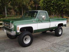 1976 Chevrolet / GMC Pick Up Truck C10 Cheyenne | Flickr - Photo Sharing!