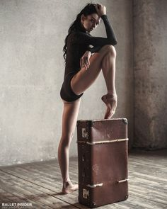 Lyubov Andreyeva Любовь Андреева (Eifman Ballet Театр балета Бориса Эйфмана) interviewed by Alisa Aslanova for Ballet Insider - http://www.balletinsider.com/archive/solo/5672 - Photographer Valery Shevchenko
