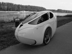 Ocean Cycle's Velomobile 8 by ICE trikes and bikes, via Flickr