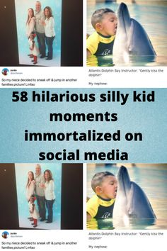 58 #hilarious silly kid moments #immortalized on social #media