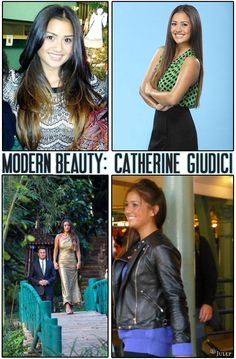 Modern Beauty of the Moment: Catherine Giudici