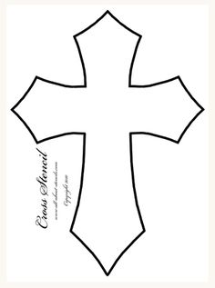 celtic cross pattern use the printable outline for crafts creating