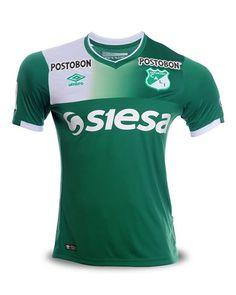 Camiseta del Deportivo Cali 1 Semestre Año 2017 Soccer, Football, Amor, Sport T Shirts, Sports, Green, Futbol, Futbol, European Football