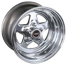 """Weld Racing Pro Star 96 Polished Aluminum Wheel (15x8""""/5x4.5"""")  //Price: $ & FREE Shipping //     #carscampus #sale #shop #cars #car #campus"""