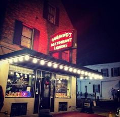 Even through slight upgrades, the old-world charm of the classic awning and sign have never been lost. Cleveland Rocks, Cleveland Ohio, Columbus Ohio, Cincinnati, Cleveland Restaurants, Ohio Destinations, Case Western Reserve University, Go Browns, Shaker Heights