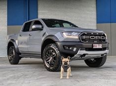 Perfect Combo 🐶 by Ford Ford Ranger 2012, Ranger 4x4, Ford Ranger Truck, Ford Ranger Raptor, 2019 Ford Ranger, Ford Pickup Trucks, Chevrolet Trucks, Chevrolet Impala, 1957 Chevrolet