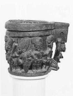 Diviner's Bowl (opon igedeu) | Museum of Fine Arts, Boston