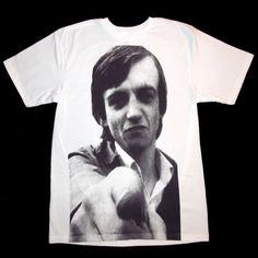 Huge MARK E SMITH The Fall T Shirt