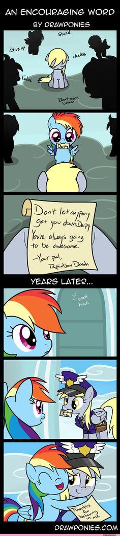 Rainbow Dash,Derpy