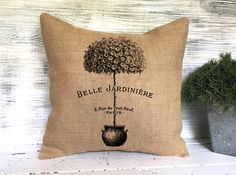 FRENCH PRINT PILLOW. https://www.etsy.com/listing/475958068/french-pillow-french-decoratingfrench?ref=shop_home_active_1