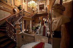 Palacio Cerralbo. Escalinata