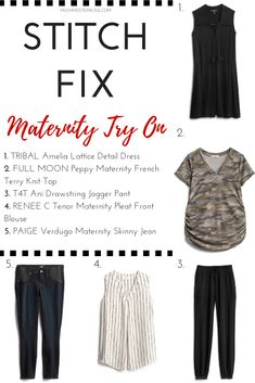 f7f067dc7825c March Stitch Fix Maternity clothing style Review   Much.Most.Darling stitch  fix maternity
