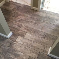 Marazzi Montagna Wood Weathered Gray 6 In X 24 In