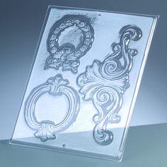 Forma do odlewów Efco 9500154 Ornamenty VIII w kategorii Formy do odlewów / FORMY i FOREMKI