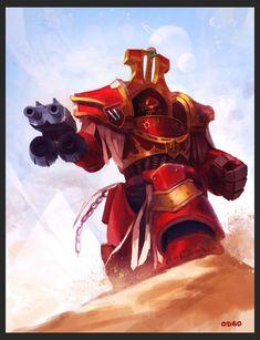 - Image lukepark pre-heresy space_marines terminator thousand_sons Warhammer 40k Memes, Warhammer Art, Warhammer 40k Miniatures, Warhammer Fantasy, Warhammer 40000, Chaos Legion, Chaos 40k, Thousand Sons, Geek Art