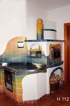 kachelofen k chenherd in kochinsel k chenherd ofen. Black Bedroom Furniture Sets. Home Design Ideas