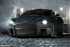 2012 DMC Aston Martin DBS Fakhuna