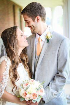 Jill and Derick wedding pic