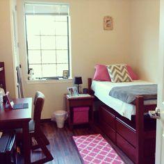 Wingate University Dorm Rooms