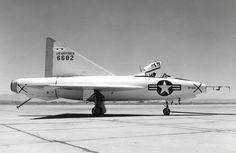 Convair XF-92A - 1948