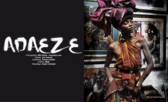"""ADAEZE"" Editorial - March April 2011 (Digital Magazine)"