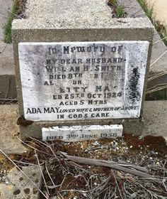 Georgie's Genealogy: Tombstone Tuesday #genealogy
