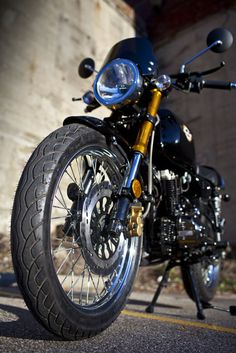 Cleveland Misfit - could be a great start for customising my own cafe racer