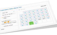 Utilizza il Calendario dei voli per trovare voli low cost Sai che esiste il calendario dei voli low cost? Vorresti conoscere la combinazione di date più vantaggiosa per il tuo viaggio? Con il nostro calendario voli ora puoi farlo. Vai al calendario voli su #volilowcost #bigliettiaereilowcost