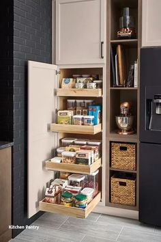 95 Inspirational Diy Kitchen organization Ideas In 30 Minimalist Small Kitchen organization and Easy Diy, 5 Best Kitchen organizing Ideas for Small Spaces 7 Diy Kitchen organization Ideas, 5 Simple Diy Kitchen Storage Ideas that Will Surprise You. Kitchen Pantry Design, Kitchen Pantry Cabinets, Small Kitchen Organization, Diy Kitchen Storage, Kitchen Drawers, Home Decor Kitchen, Organized Kitchen, Kitchen Ideas, Organization Ideas