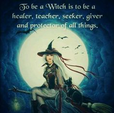 Magick Wicca Witch Witchcraft: To Be a Witch Quotes, Pagan Quotes, Wicca Witchcraft, Wiccan Altar, Pagan Witch, Witch Cat, White Witch, Book Of Shadows, Love And Light