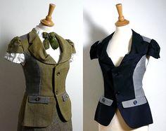 Wählen Sie Ihre Stoffe-Jacke-Jacke Made to Order von von ENIENAY