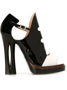 Fendi cut-out sandals