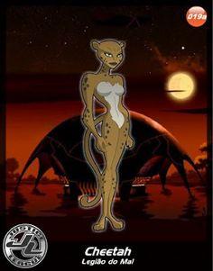 Mulher-Leopardo, também chamada de Cheetah é uma super-vilã fictícia dos quadrinhos da DC Comics. Ela é bem conhecida por ser uma arquinimiga de Mulher Maravilha. Ao longo dos anos houve várias mulheres e um homem que assumiram a caracterização do Leopardo (Chita ou Guepardo, no original). A atual é Barbara Minerva.