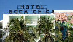HOTEL BOCA CHICA - Acapulco, Mexico