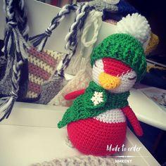 #crochetmania #knittingtime #knit #bhooked #handmade #colours #yarn #hmreny #doitwithyarn #once #knitlife #crocheting #crochetaddicted… Crocheting, Crochet Hats, Colours, Christmas Ornaments, Knitting, Holiday Decor, How To Make, Handmade, Instagram